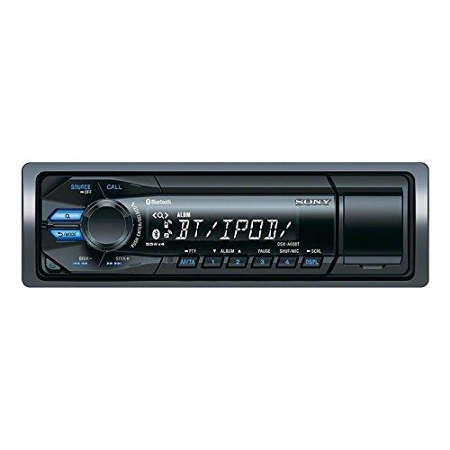 Sony DSXA60B - Radio para coches (4x55W, Bluetooth, USB, entrada auxiliar), negro