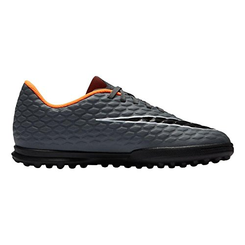 Deporte de Dark 081 5 Unisex Jr Club TF Oran Zapatillas Total EU 38 Grey Nike Phantomx 3 Adulto x0wUfqHgB