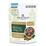 Navitas Organics Superfood Power Snacks, Coffe