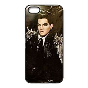 iphone5 5s phone case , Adam Lambert Cell phone case Black for iphone5 5s -HHSD4044451