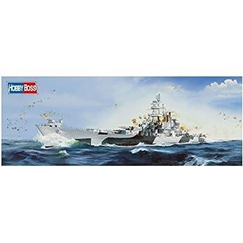 Amazon.com: 1/350 Very Fire USS Wisconsin BB-64 WWII - Kit ...