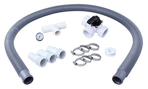 - Kokido Bypass Kit for Above Ground Swimming Pools Solar Water Heaters | K874WBX