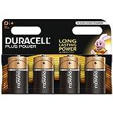 2 X Duracell - Pile Alcaline - Dx4 Plus Power (LR20)