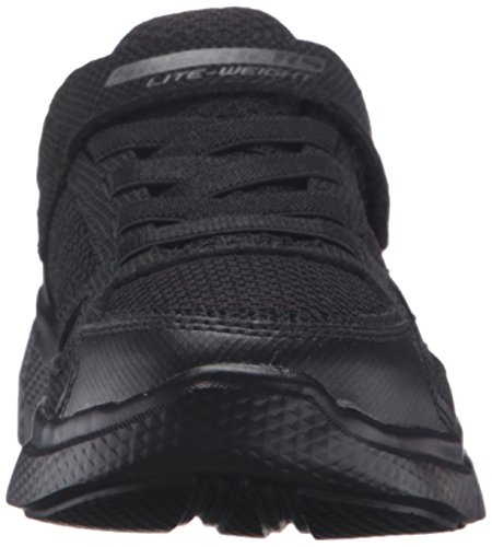 Skechers Jungen Equalizer 2.0-Point Keeper Sneaker Black/Black