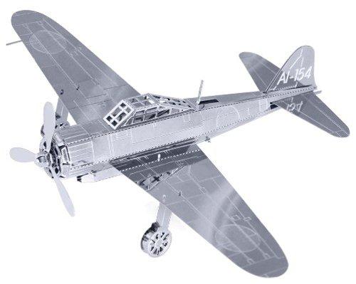 メタリックナノパズル 零式艦上戦闘機 零戦 TMN-19