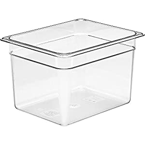 Sous Vide Container - 12 Quarts - for Anova Joule Chefman Wancle and More