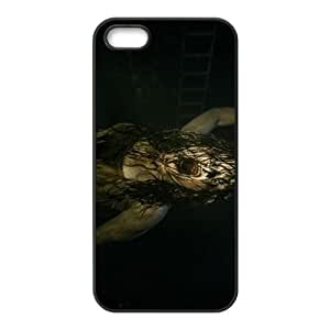 DASHUJUA The Walking Dead Design Personalized Fashion High Quality Phone Case For Iphone 5S