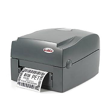 Liku técnicas Godex etiqueta G530U y una impresora de código de ...