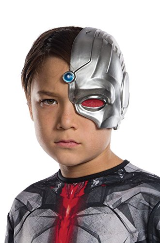 justice+league Products : Rubies JL Cyborg Child 1/2 Mask-