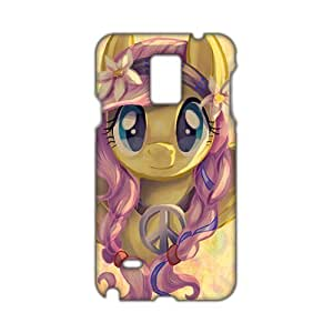 Angl 3D Case Cover Cartoon Cute My Little pony Phone Samsung Galxy S4 I9500/I9502