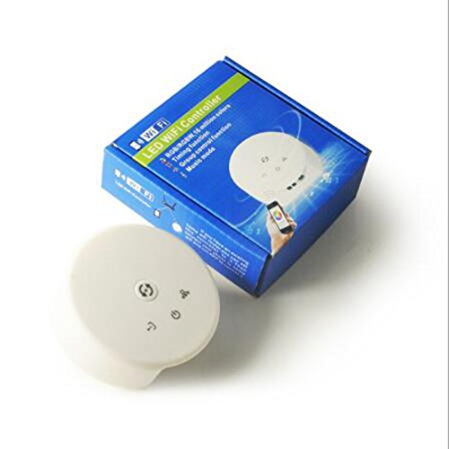 YRLED RGB LED Remote Controller by Android/IOS/Router WIFI