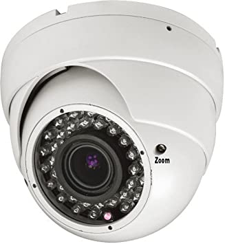 HD 1800TVL 48IR LEDs Wide Angle View Outdoor Surveillance Security Viedo Camera