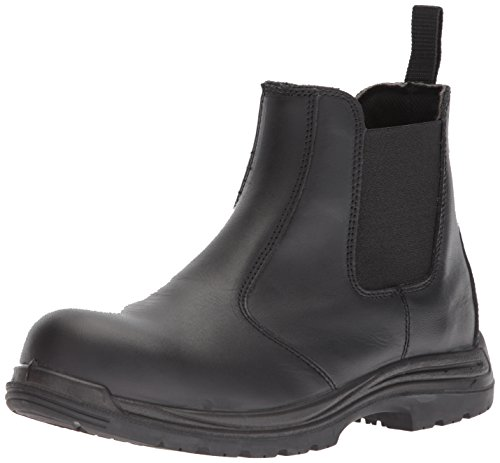 Avenger 7408 Leather Comp Toe Slip-On EH Work Shoe