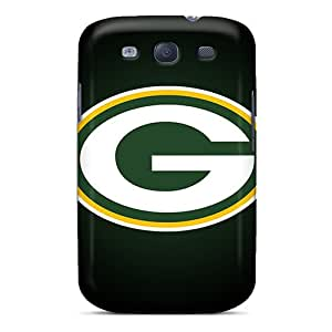New Style RareCases Green Bay Packers Premium Tpu Cover Case For Galaxy S3