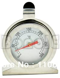 Take 0-300 Degree Household Kitchen Classic Stainless Steel Oven Thermometer Tk0216 deal