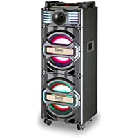 Edison Professional Party System 2000 Bluetooth Wireless Pa Speaker