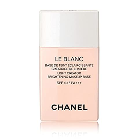 CHANEL LE BLANC LIGHT CREATOR BRIGHTENING MAKEUP BASE SPF 40/PA +++ # 10 ROSEE (Beauty Renew Illuminating)