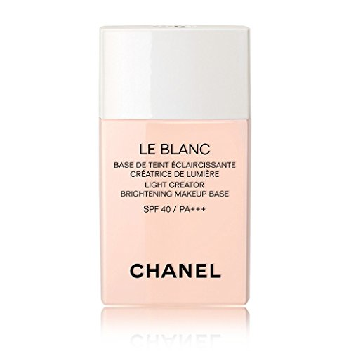 CHANEL LE BLANC LIGHT CREATOR BRIGHTENING MAKEUP BASE SPF 40/PA +++ # 10 ROSEE (How Long Is A Light Year)