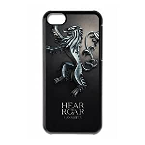 iPhone 5c Cell Phone Case Black Game of Thrones sruy