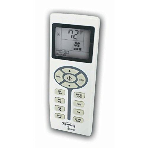 SoleusAir Energy Conditioner Control, White