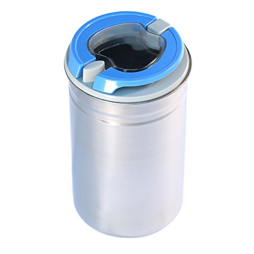 Kitchen Canister Food Storage Container Stainless Steel Airtight product image