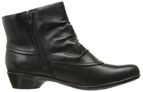 Venera Women's Black Bootie Rockport Leather Veronica Ankle Cobb Hill qZnS4FtE