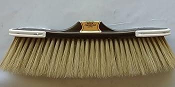 Boar Hair Broom Blonde - Made in Italy