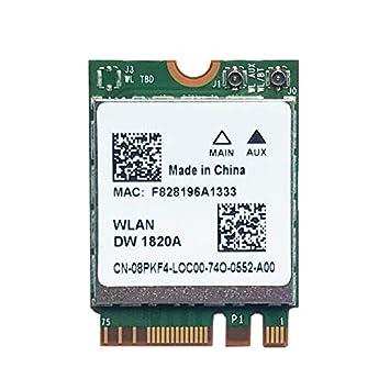 WOVELOT DW1820A BCM94350ZAE 802.11Ac BT4.1 Adaptador WiFi ...