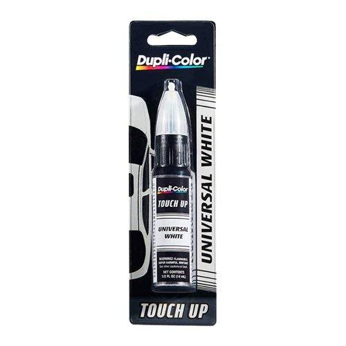 Dupli-Color EBUNX9107 12 Pack Touch-Up Spray Paint (BUNX910 Universal White 0.5 oz)