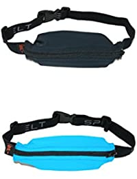 Spandex Exercise Expandable Waist Pack (Pack of 2)