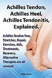 Best Achilles Tendon Supports - Achilles Heel, Achilles Tendon, Achilles Tendonitis Explained. Achilles Review