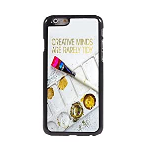 WQQ Palette Design Aluminum Hard Case for iPhone 6 Plus