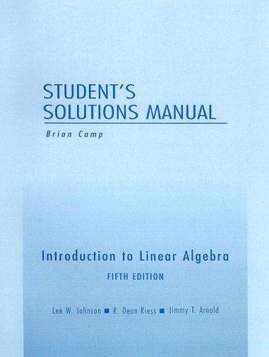linear algebra a modern introduction 4th edition solutions pdf