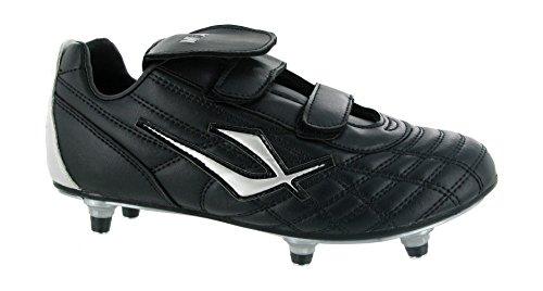 Mirak New Boys/Childrens Black Touch Fasten Sports Boots - Black - UK Sizes 1-13 Black KcdpBSl3rN