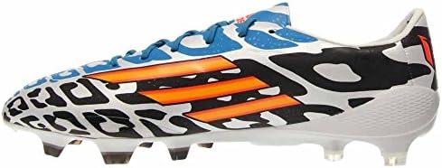 f7f81406f96 Adidas F50 Adizero-Messi Battle Pack TRX FG Soccer Cleats Shoe - Core White .  Loading Images.