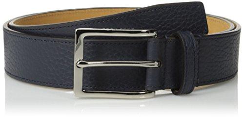 Cole Haan Men's 35 mm Pebble Belt, Navy, 38 (Navy Cole Haan compare prices)
