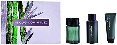 Adolfo Dominguez Bambu Set de Regalo - 3 Piezas: Amazon.es: Belleza