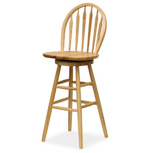 Winsome Wood 89630 Wagner Stool, 30