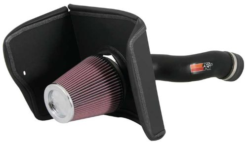 K&N 63-9031-AirCharger Performance Air Intake System