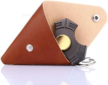 ikevan caja caso para polvo mano Spinner EDC Fidget Spinner Focus Gyro juguete: Amazon.es: Juguetes y juegos