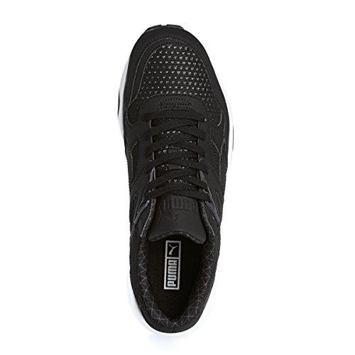 Puma R698 LS PWRWARM Basket mode homme Noir 43