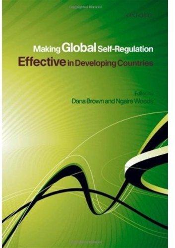 Making Global Self-Regulation Effective in Developing Countries Pdf