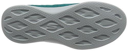 Skechers Go Step Lite Origin Womens Zapatillas - SS17 Teal
