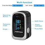 WRINERY Blood Oxygen Saturation Monitor, OLED