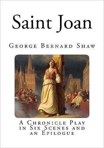 saint joan as a historical play