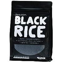 Forbidden Foods, Black Rice Organic, 6 x 500g