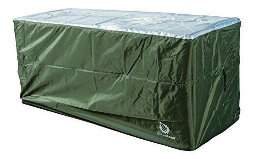 Yardstash Deck Box Cover Xl To Protect Large Boxes Suncast