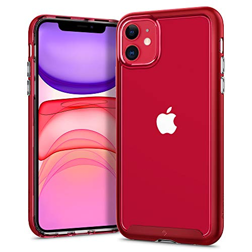 Caseology Skyfall for Apple iPhone 11 Case (2019) - Red
