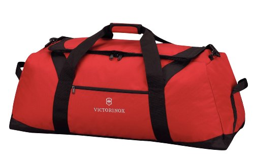 Victorinox Extra-Large Travel Duffel, Red, One Size by Victorinox