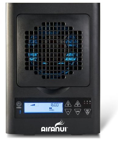 AiraNui Deluxe Indoor Air Purifier with Remote Control